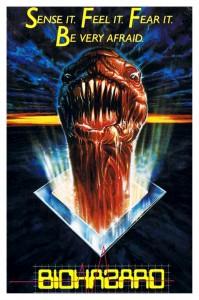 """Affiche du film """"Biohazard"""""""