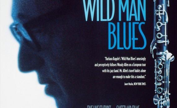 "Affiche du film ""Wild Man Blues"""