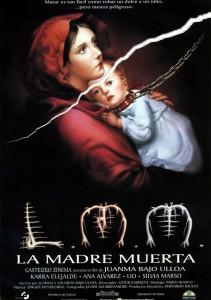 """Affiche du film """"La madre muerta"""""""