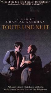 """Affiche du film """"Toute une nuit"""""""