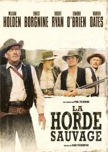 """Affiche du film """"La horde sauvage"""""""