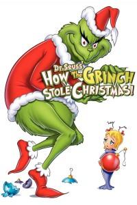 "Affiche du film ""How the Grinch Stole Christmas!"""