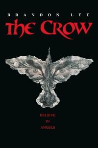 """Affiche du film """"The Crow"""""""