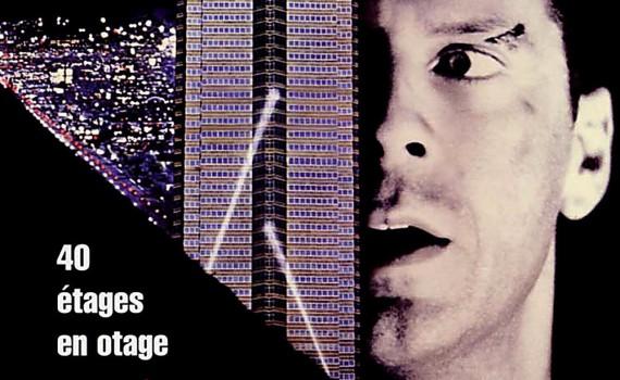 "Affiche du film ""Die Hard 1 - Piège de cristal"""