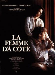 """Affiche du film """"La femme d'à côté"""""""