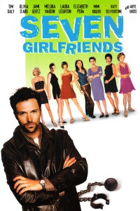 "Affiche du film ""Seven Girlfriends"""