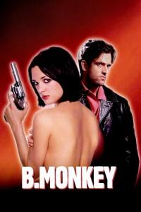 """Affiche du film """"B. Monkey"""""""