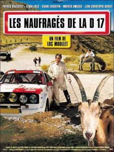 """Affiche du film """"Les naufragés de la D17"""""""