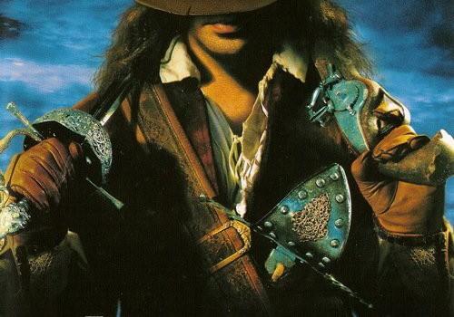 """Affiche du film """"D'Artagnan"""""""