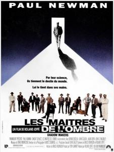 """Affiche du film """"Les Maîtres de l'ombre"""""""