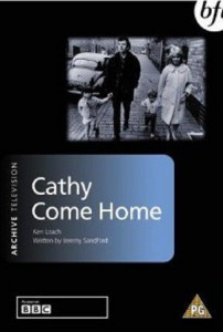 "Affiche du film ""Cathy Come Home"""