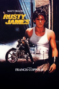 "Affiche du film ""Rusty James"""