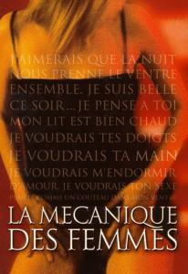 """Affiche du film """"La mécanique des femmes"""""""