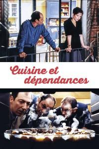 """Affiche du film """"Cuisine et dépendances"""""""