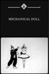 "Affiche du film ""The Dresden Doll"""