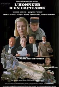 """Affiche du film """"L'honneur d'un capitaine"""""""