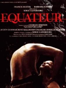 """Affiche du film """"Équateur"""""""