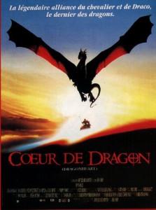 """Affiche du film """"Cœur de Dragon"""""""