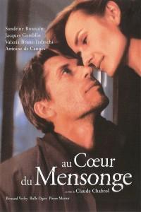 """Affiche du film """"Au cœur du mensonge"""""""
