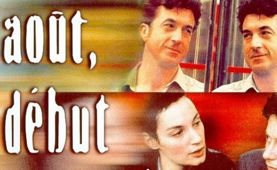 """Affiche du film """"Fin août, début septembre"""""""