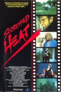 "Affiche du film ""Scorched Heat"""