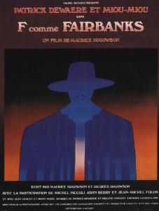 """Affiche du film """"F comme Fairbanks"""""""