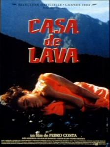 """Affiche du film """"Casa de Lava"""""""