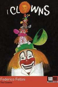 """Affiche du film """"Les clowns"""""""