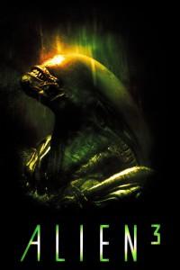 "Affiche du film ""Alien 3"""