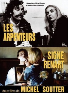 """Affiche du film """"Les arpenteurs"""""""