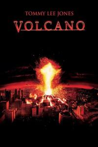 "Affiche du film ""Volcano"""