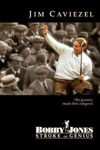 """Affiche du film """"Bobby Jones - Naissance d'une légende"""""""