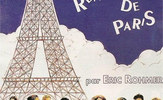 """Affiche du film """"Les Rendez-vous de Paris"""""""