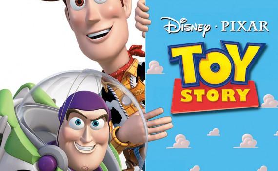 "Affiche du film ""Toy Story"""