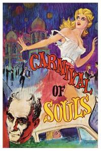 """Affiche du film """"Le carnaval des âmes"""""""