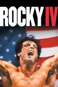 "Affiche du film ""Rocky IV"""
