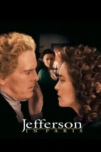 "Affiche du film ""Jefferson in Paris"""