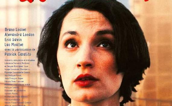 """Affiche du film """"J'ai horreur de l'amour"""""""