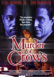 """Affiche du film """"Murder of Crows"""""""