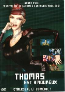 """Affiche du film """"Thomas est amoureux"""""""