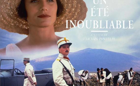 """Affiche du film """"Un été inoubliable"""""""