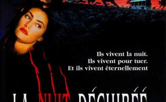 """Affiche du film """"La Nuit déchirée"""""""