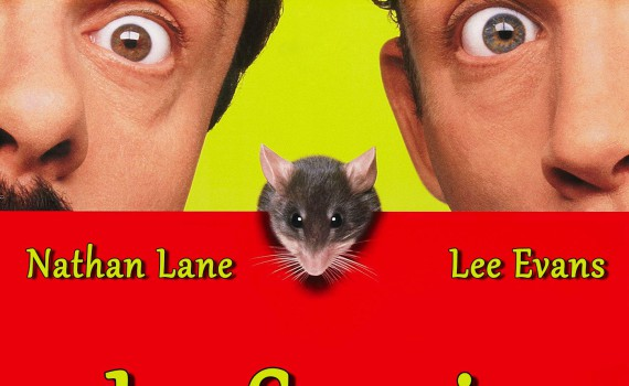 """Affiche du film """"La souris"""""""