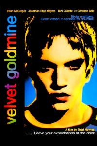 """Affiche du film """"Velvet Goldmine"""""""