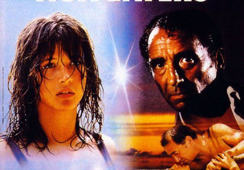 """Affiche du film """"Descente aux enfers"""""""