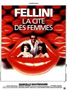 """Affiche du film """"La Cité des femmes"""""""