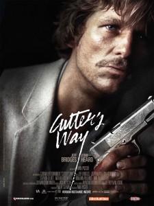 """Affiche du film """"Cutter's Way (La blessure)"""""""