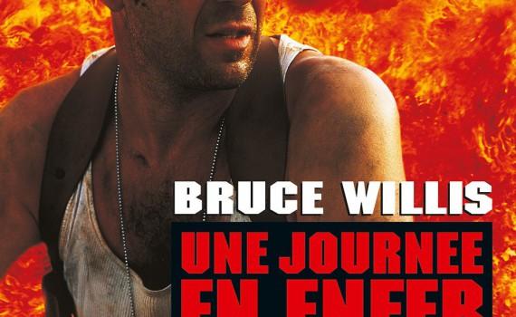 "Affiche du film ""Die Hard 3 - Une journée en enfer"""