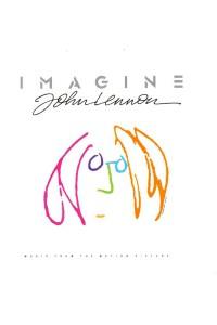 """Affiche du film """"John Lennon - Imagine"""""""