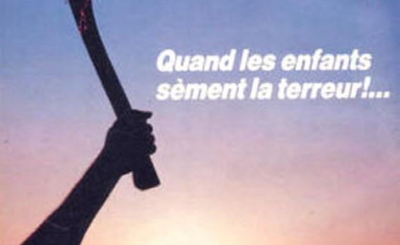 """Affiche du film """"Les Démons du maïs"""""""